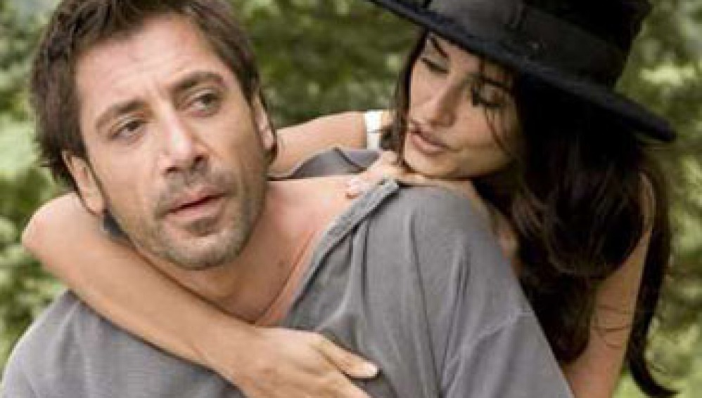 Cruz y Bardem en 'Vicky Cristina Barcelona'
