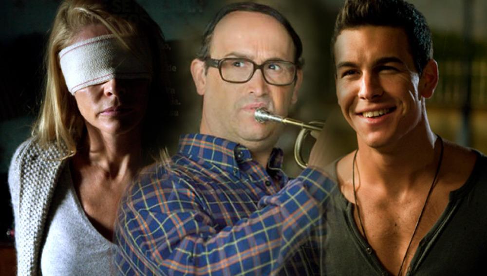 Las cintas más taquilleras de Antena 3 Films