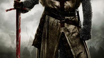 Primer Cartel de 'Templario'