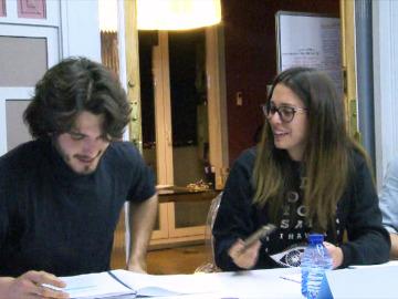 Yon González y Blanca Suárez en 'Perdiendo el Norte'