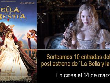 Concurso 'La Bella y la Bestia'