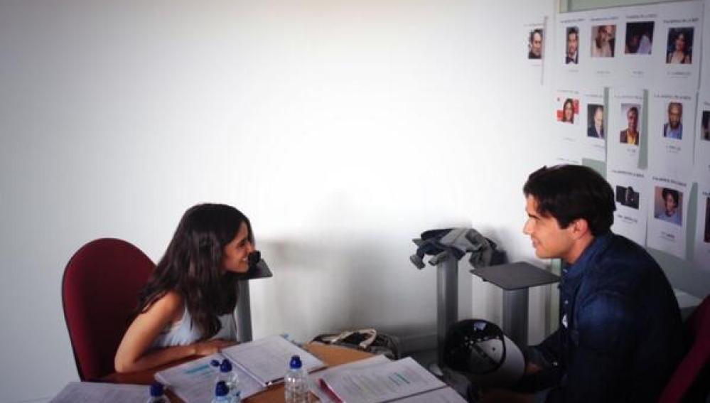 Adriana Ugarte y Macarena García nos desvelan detalles de sus personajes