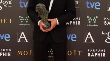Alberto Rodríguez, Mejor Director por 'La Isla Mínima'