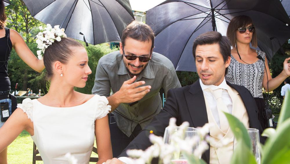 Michelle Jenner es Nuria y Hugo Silva es Jorge en 'Tenemos Que Hablar'