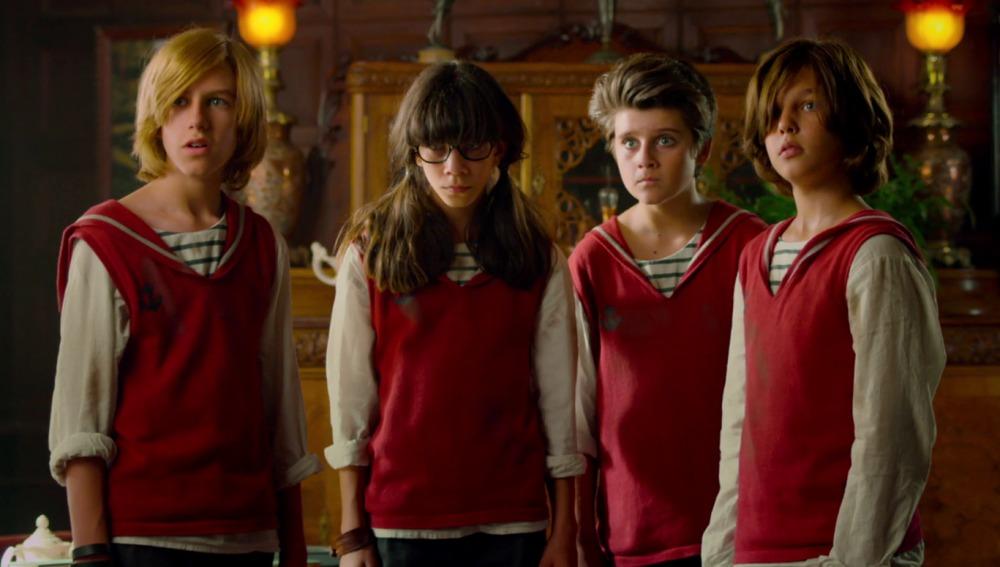 Así son los protagonistas de 'Zipi y Zape y la Isla del Capitán'