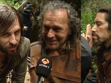 Nos colamos en el rodaje de 'Oro' con José Coronado, Raúl Arévalo y Óscar Jaenada
