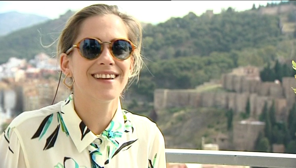 María León presenta 'Cuerpo de Élite'