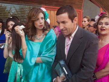 Maribel Verdú y Antonio de la Torre protagonizan 'Abracadabra', lo nuevo de Pablo Berger