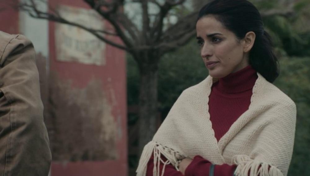 Inma Cuesta en 'Capitán Kóblic'
