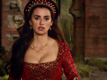 Penélope Cruz en 'La Reina de España'