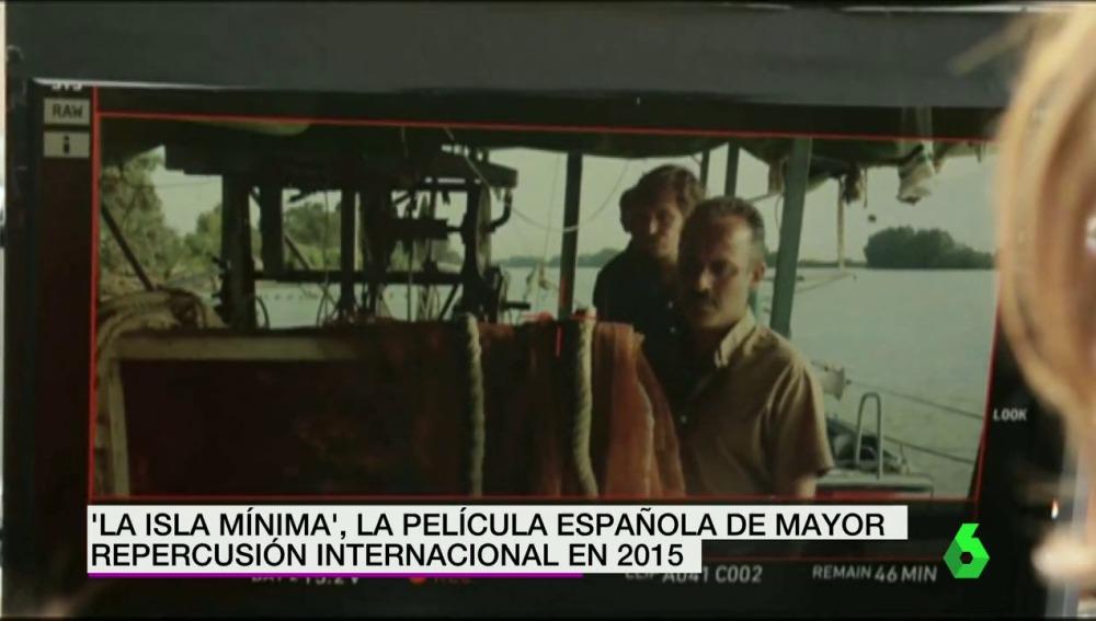 'La Isla Mínima', la película española de mayor repercusión internacional en 2015