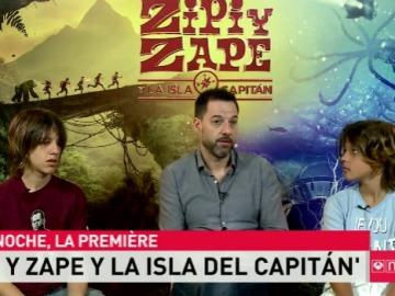 Zipi y Zape y la Isla del Capitán