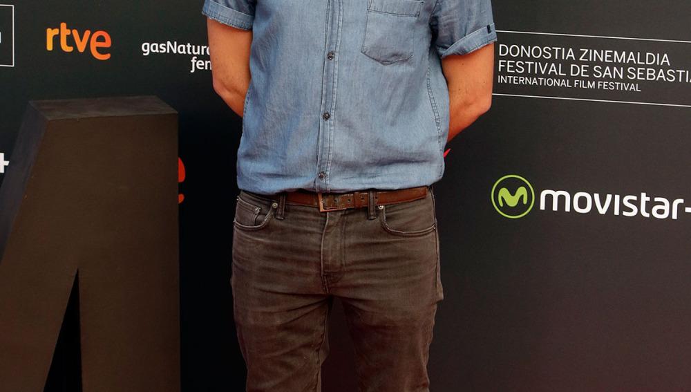 El director Rodrigo Sorogoyen