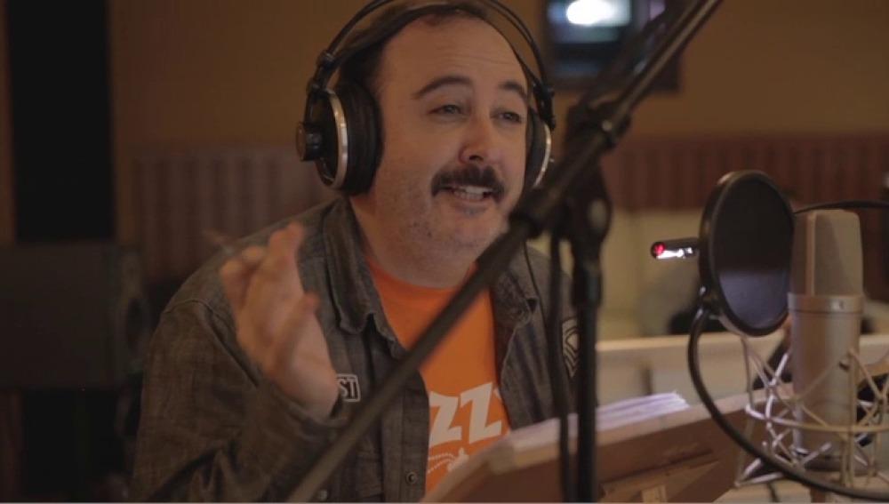Carlos Areces en Ozzy