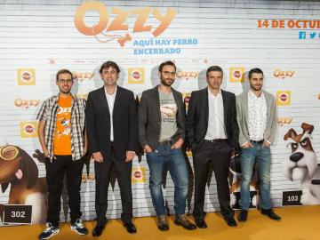 Premiere de Ozzy