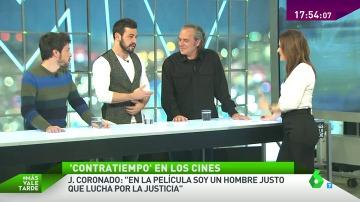 """Frame 135.292632 de: Mario Casas, sobre 'Contratiempo': """"José Coronado hace un personaje muy diferente al que estamos acostumbrados"""""""