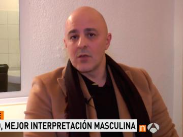 Roberto Álamo, Mejor Interpretación Masculina