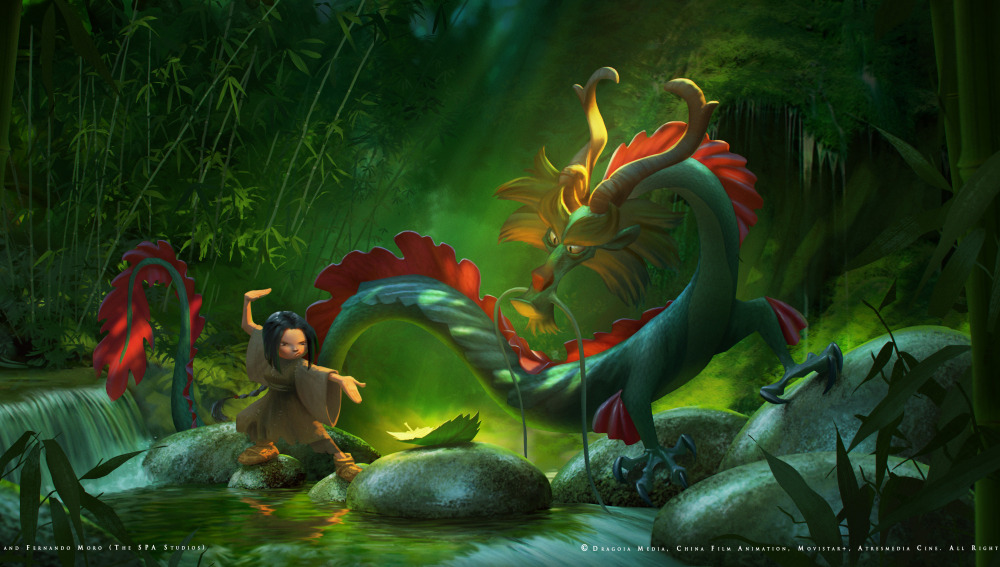 Primera imagen de Dragonkeeper