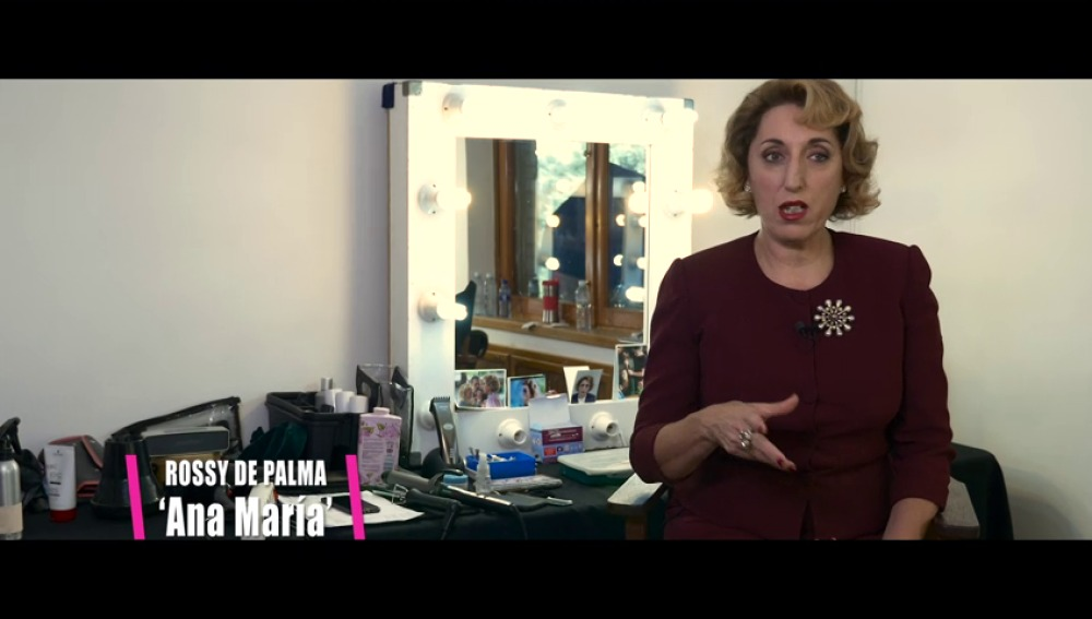 Rossy de Palma es Ana María en 'Toc Toc'