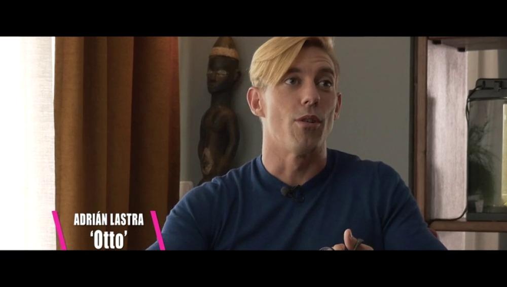 Adrián Lastra es Otto en 'Toc Toc'