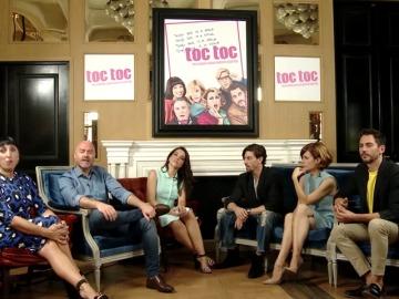 VÍDEO I Así es 'Toc Toc': Los protagonistas nos hacen spoiler