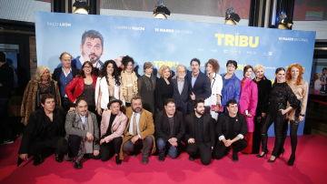 Premiere de La Tribu