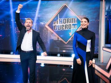 Revive la entrevista completa de Antonio de la Torre y Bárbara Lennie en 'El Hormiguero 3.0'