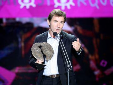 El actor Antonio de la Torre ganador del Forqué a la mejor interpretación masculina