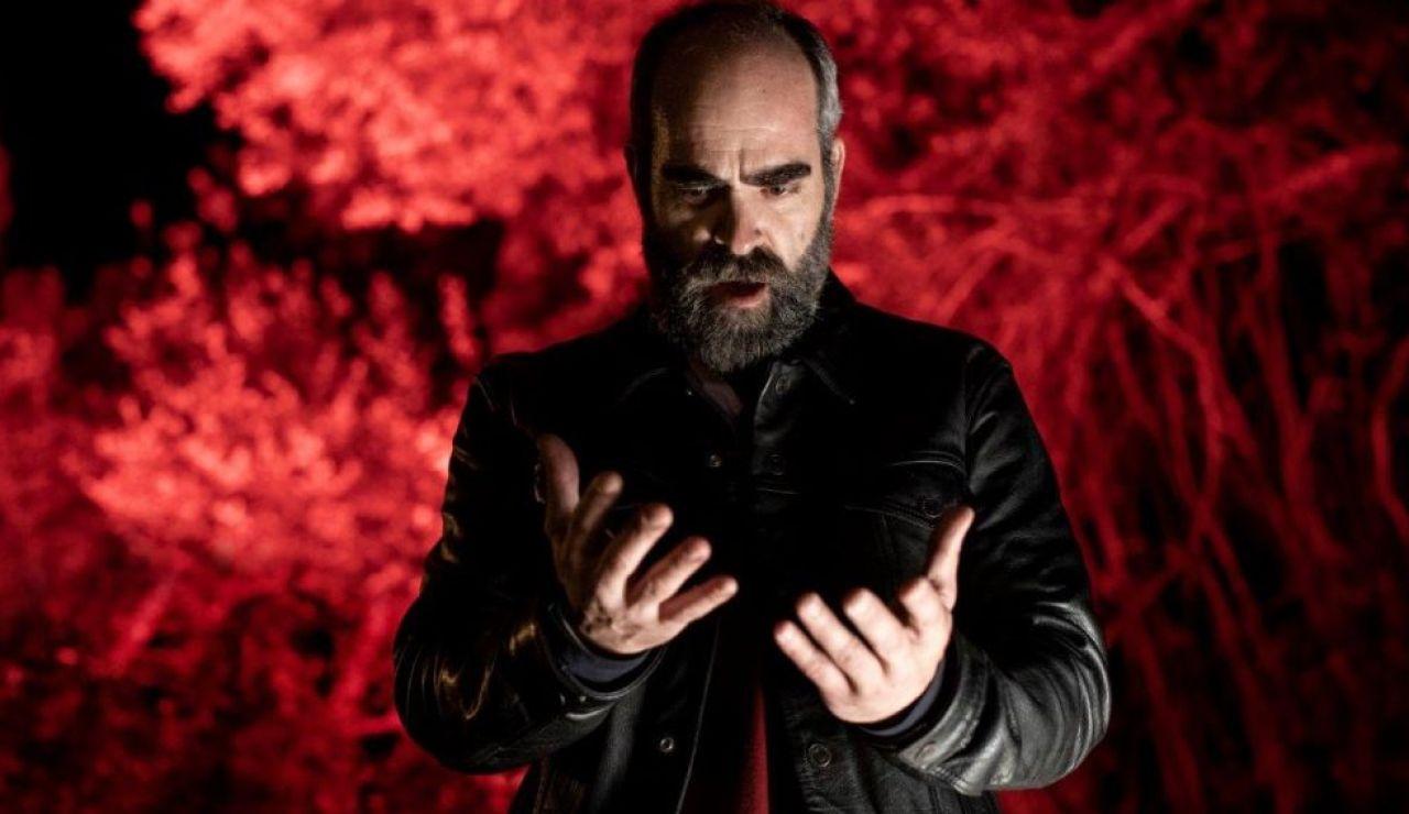 Luis Tosar en 'Quien a hierro mata'