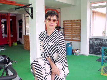 María León en el Making de Los Japón