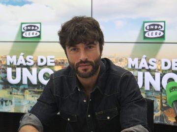 Javier Rey, en Más de uno