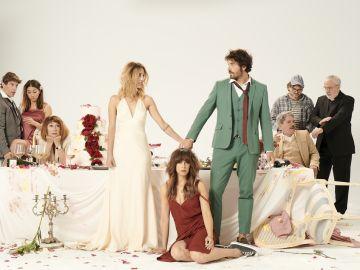 Making of del cártel de 'Hasta que la boda nos separe'