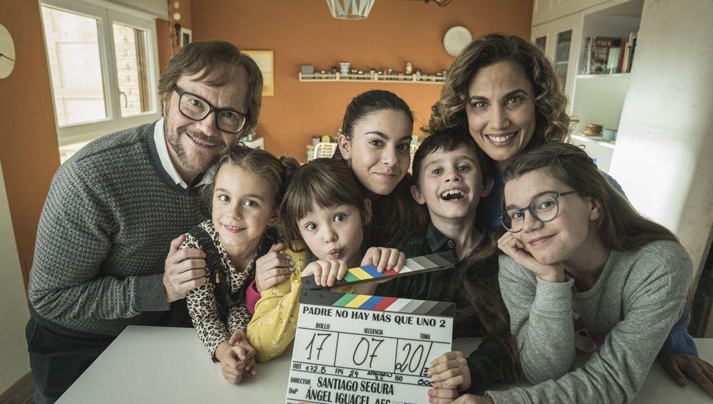 'Padre No Hay Más Que Uno...2', en cines el 17 de julio