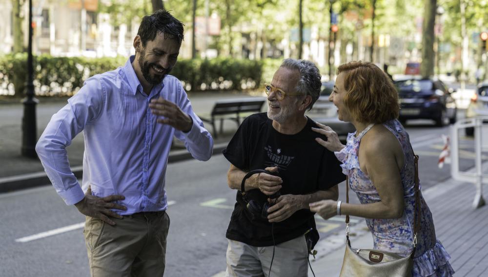 Paco León y Carmen Machi protagonizan La Tribu