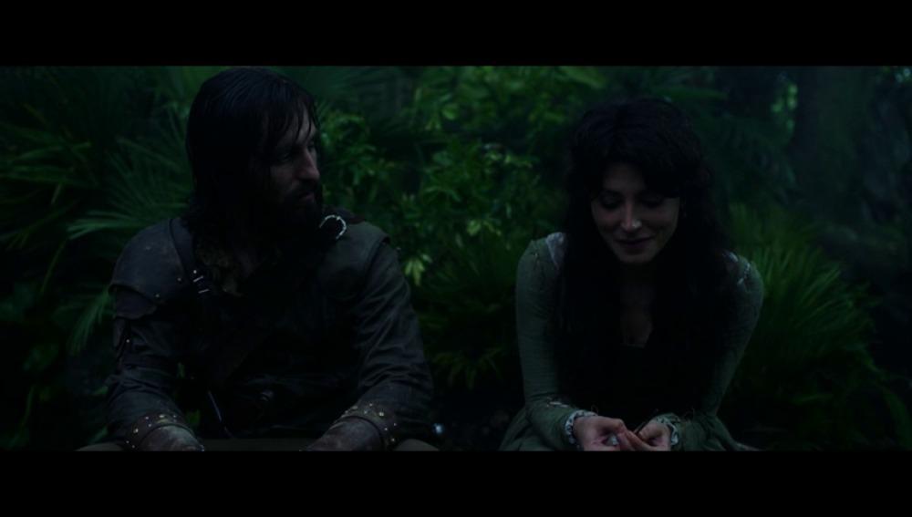Clip de 'Oro' con Raúl Arévalo y Bárbara Lennie, ya en cines