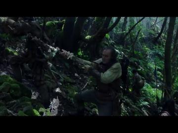 """Clip de 'Oro': """"Hombres con nada que perder y todo que ganar si salen vivos de esta expedición"""""""