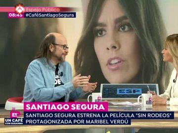 Santiago Segura habla de Cristina Pedroche como actriz