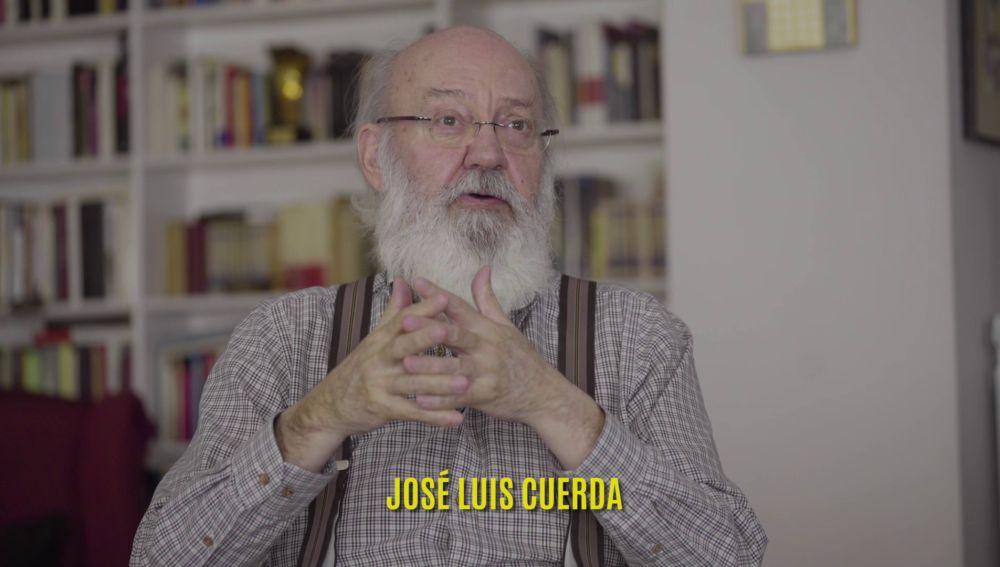 Jose Luis Cuerda en 'Tiempo después'