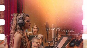 Amaia cantará 'Luz y sombra' para 'Legado en los huesos'