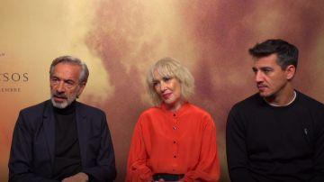 """Imanol Arias, Susi Sánchez y Carlos Librad """"Nene"""""""