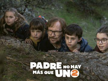 'Padre No Hay Más Que Uno...2', en cines el 7 de agosto