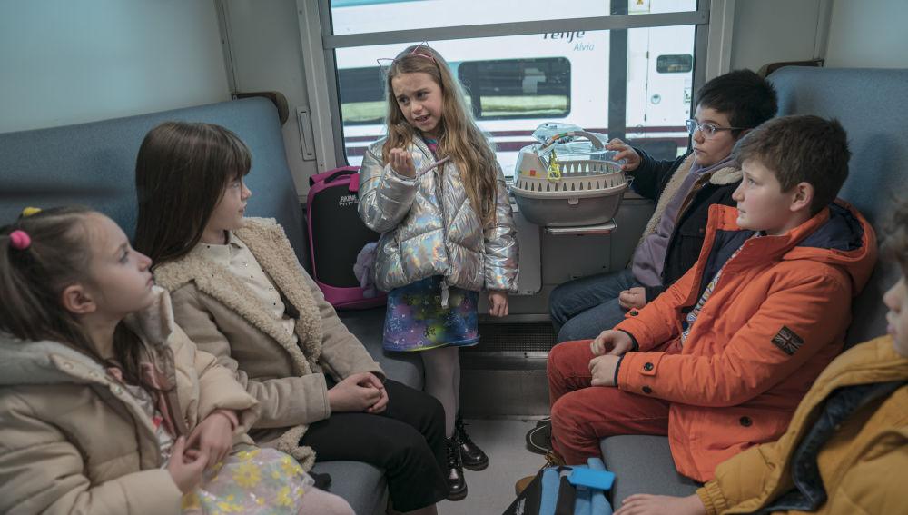 '¡A todo tren! Destino Asturias', en cines el 9 de julio